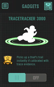 TraceTracker 3000