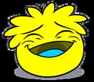 YellowPuffleTickled