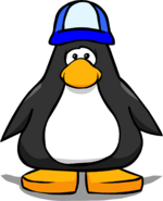 BlueBallCap Playercard