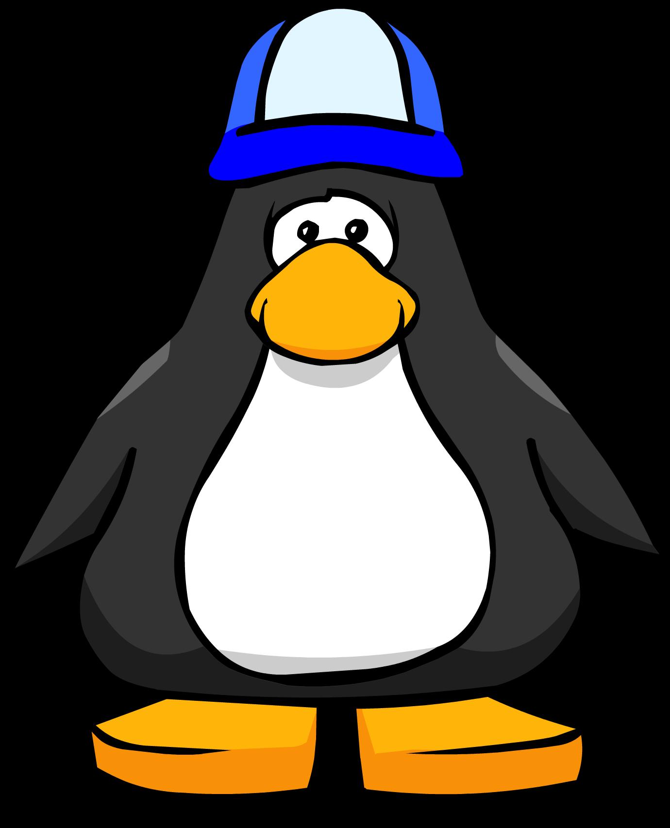 Blue Ball Cap