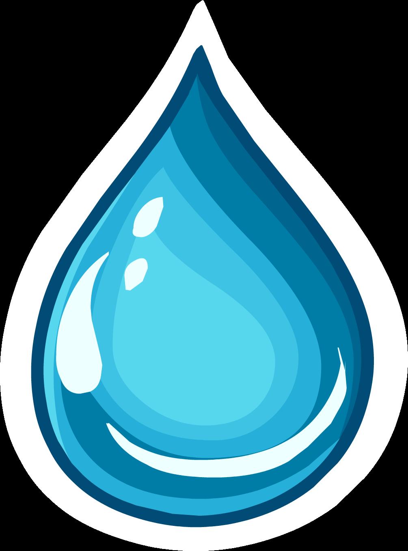 Pin de Agua Potable