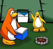Igloo Upgrades Aug 2007 cover penguin