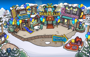 10th Anniversary Party Town