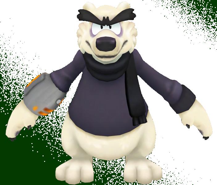 Herbert, el oso polar (ICP)