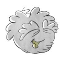 Puffle Gris