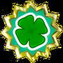 Pin de Trebol