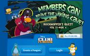 Rockhopper quest login