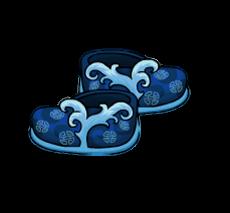 Sandalias de olas