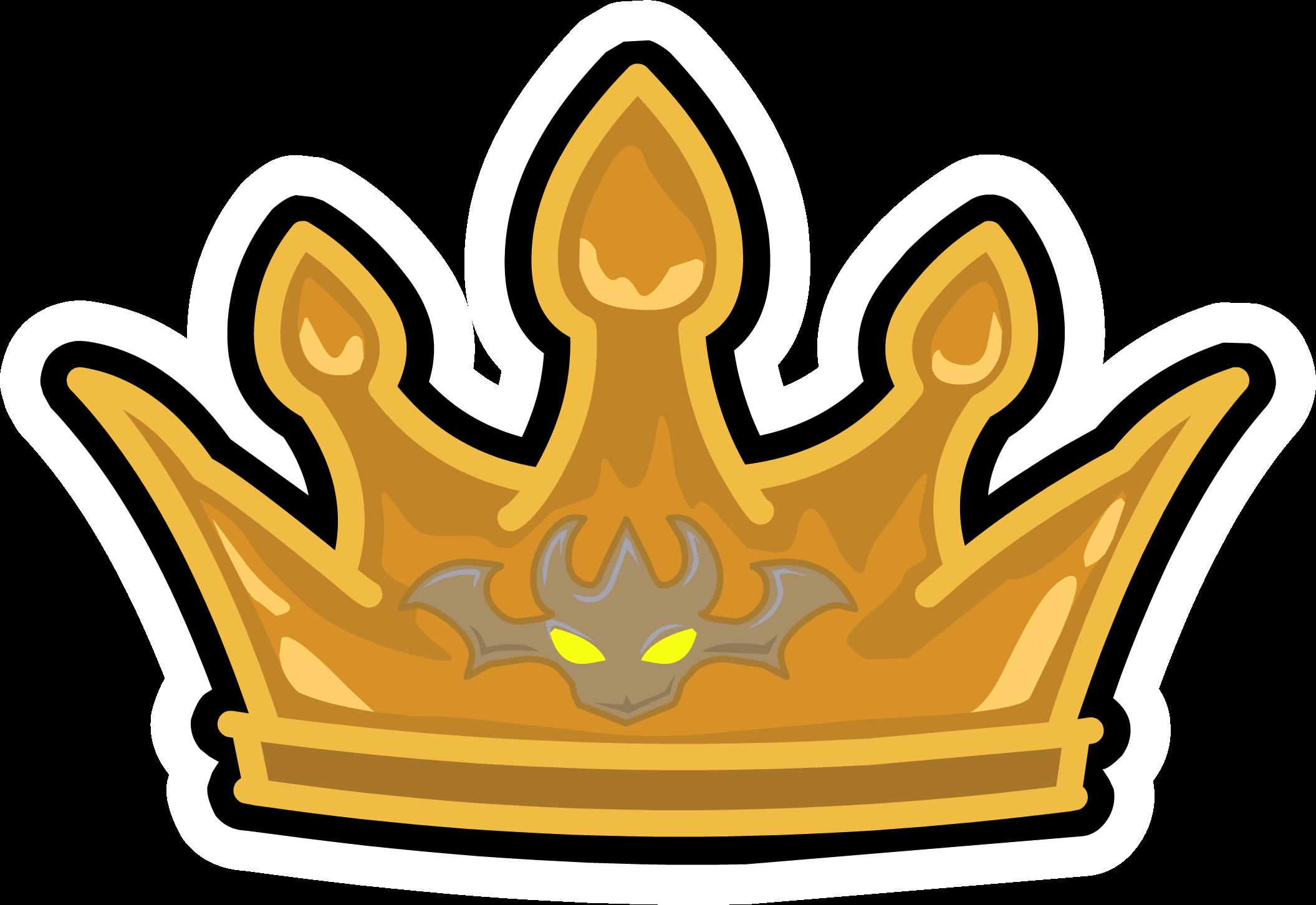Crown of the Dragon King Pin