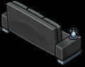 Black Designer Couch sprite 022