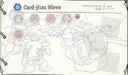 Card jitsu nieve 2