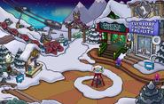 Holiday Party 2015 Ski Village