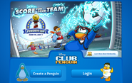 PenguinCup-LoginScreen