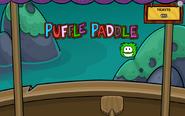PufflePaddleGreenPuffle