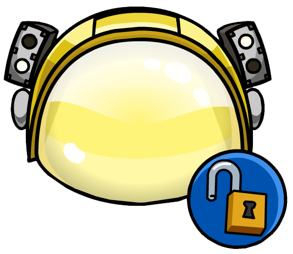 EVA Space Helmet