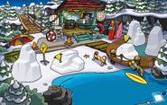 Festival of Snow 2015 construction Cove