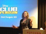 Grasstain Club Penguin Summit