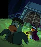 Halloween Swamp card image