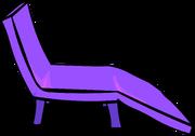 Purple Plastic Lawn Chair sprite 005