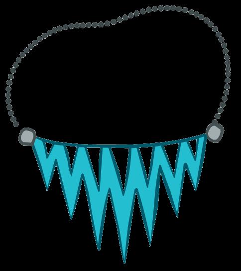 Collar Puntiagudo