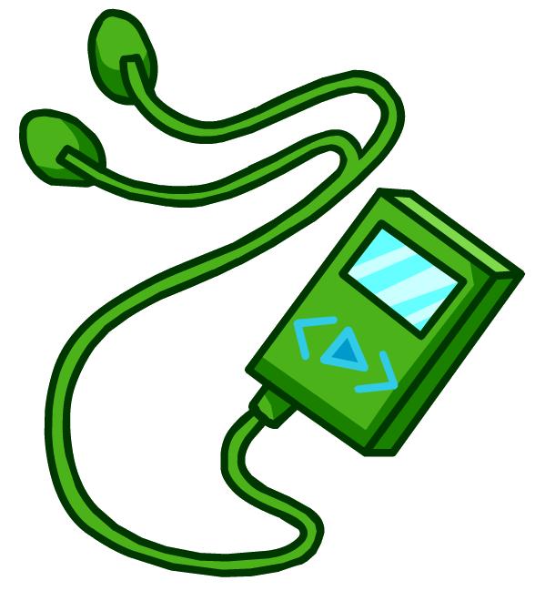 MP3000 Verde