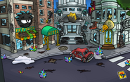 Marvel Super Hero Takeover 2013 Plaza boom