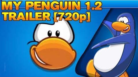 Club Penguin My Penguin 1