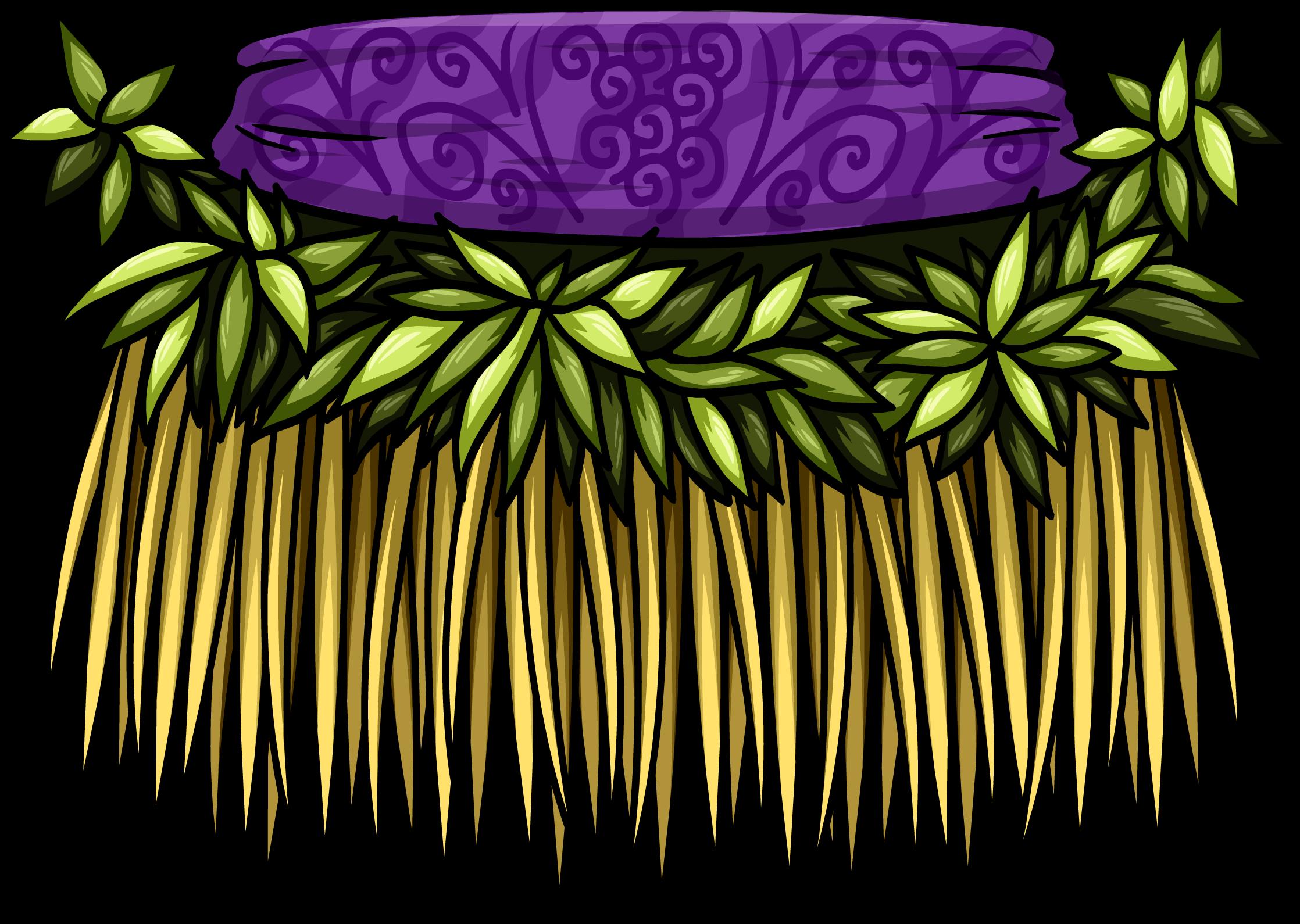 Grape Tiki Dress