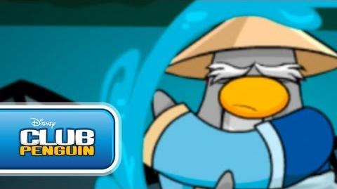 Card-Jitsu Water (Club Penguin)