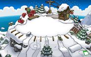 New Year's 2015 Ski Hill