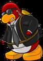 Pinguino Jet-Pack