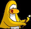 YellowPenguinMarshmallowStick