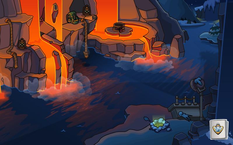 Acantilados de Lava