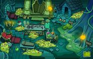 Halloween Party 2011 Monster Room