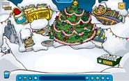 Fiesta de Navidad 2006 - Plaza
