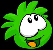 Puffle Verde 22