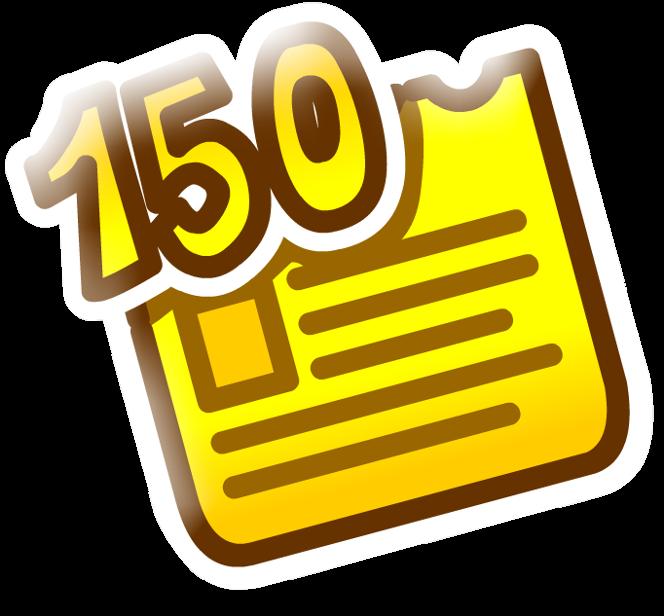 Pin de 150 diarios