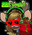 888 yoshi Reindeer