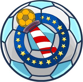 Balón de la Copa Club Penguin