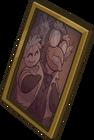 Lodge Attic Gariwald Painting