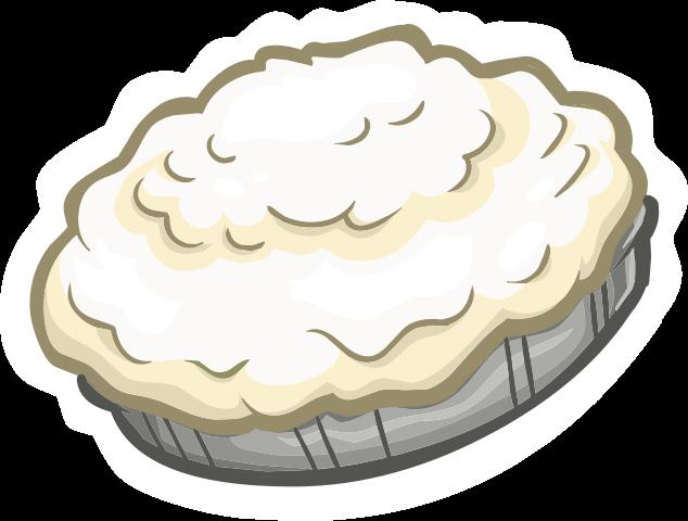 Pin de Pastel de Crema