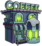HalloweenParty2015CoffeeShopExterior