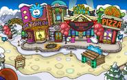 Plaza de Puffles