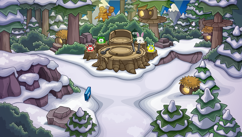 Puffle Wild (sala)