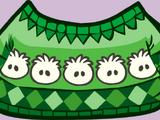Suéter Pufflístico Navideño