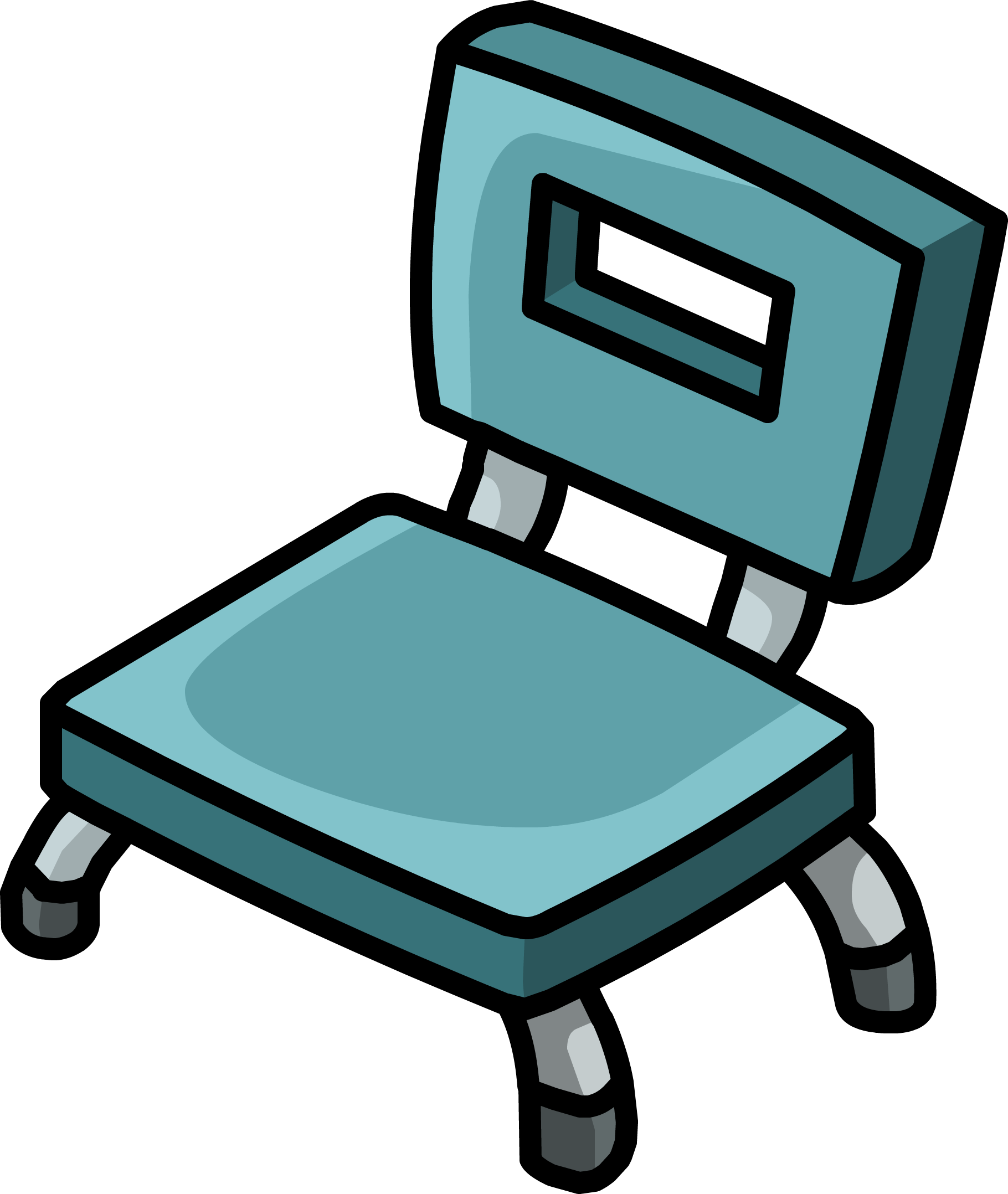 CPU Chair
