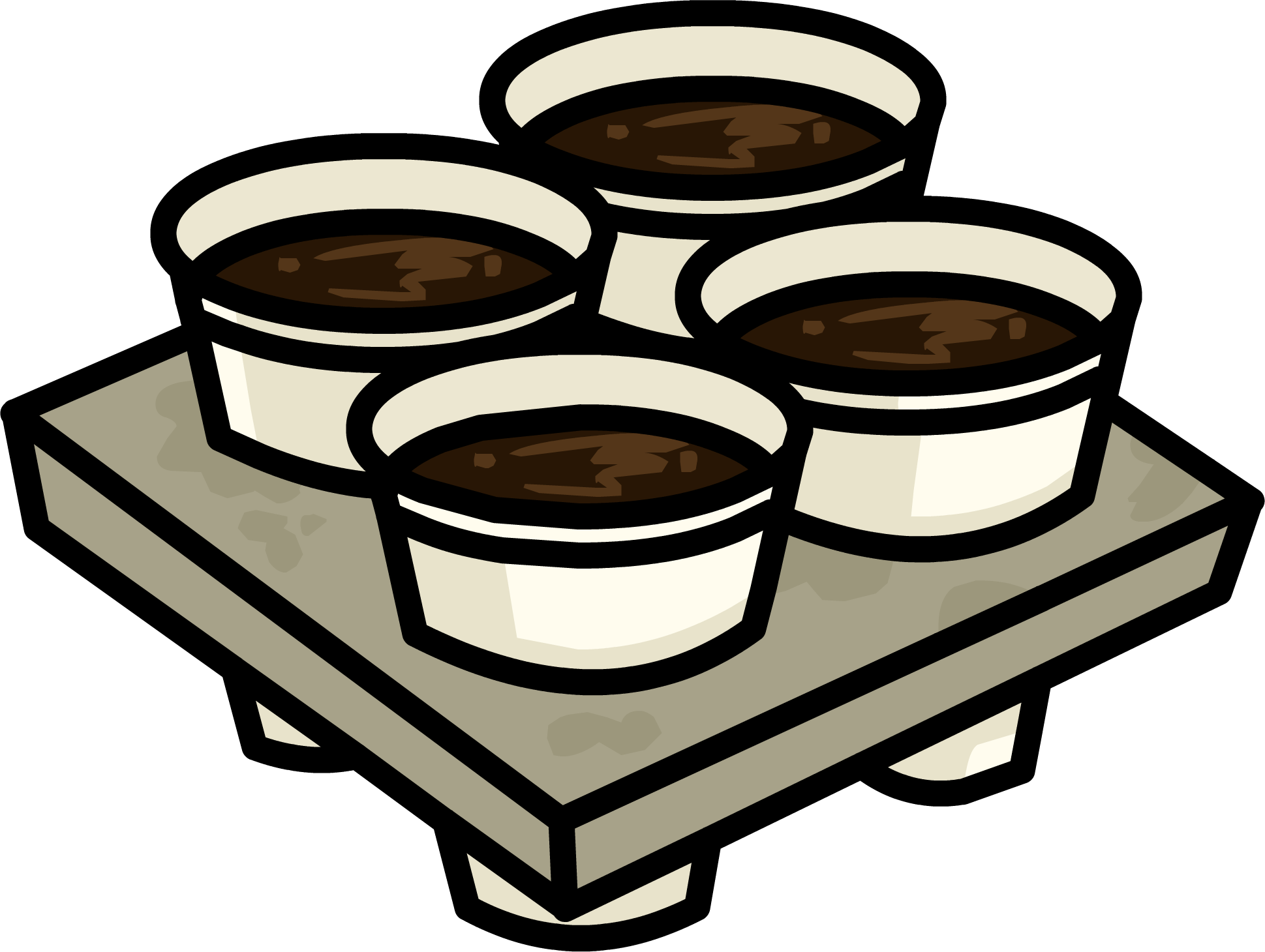 Bandeja de Café