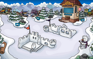 New Snow Forts