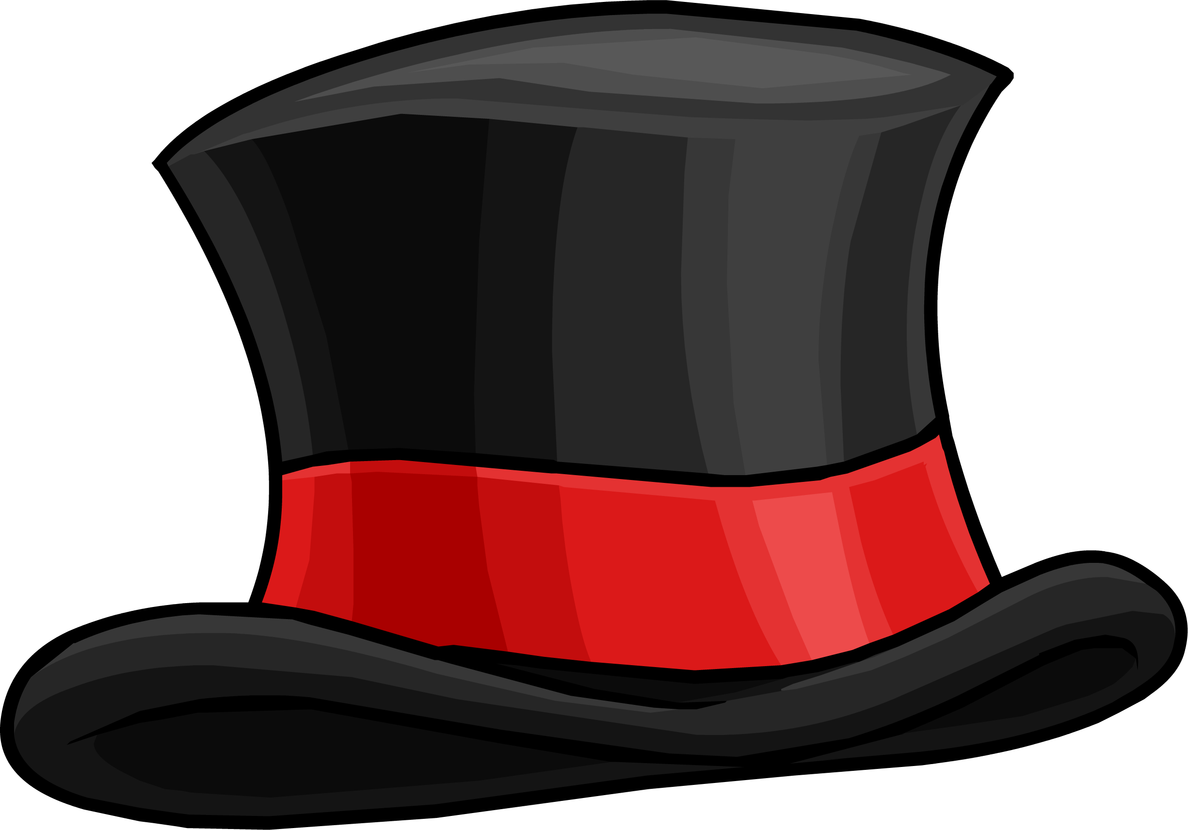 Top Hat (Puffle Hat)
