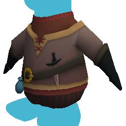 Cassandra's Costume